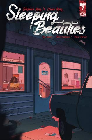 Sleeping Beauties #7 (Glendining Cover)