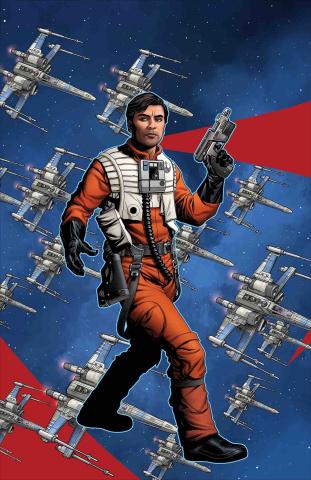 Star Wars: Age of Resistance - Poe Dameron #1 (McKone Puzzle Cover)