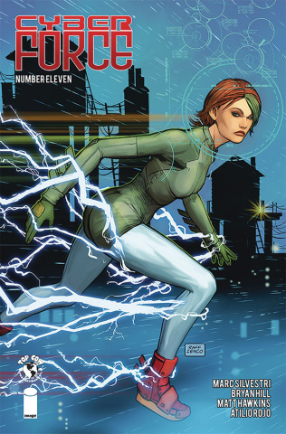 Cyber Force #11