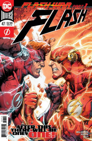 The Flash #47 (2nd Printing)