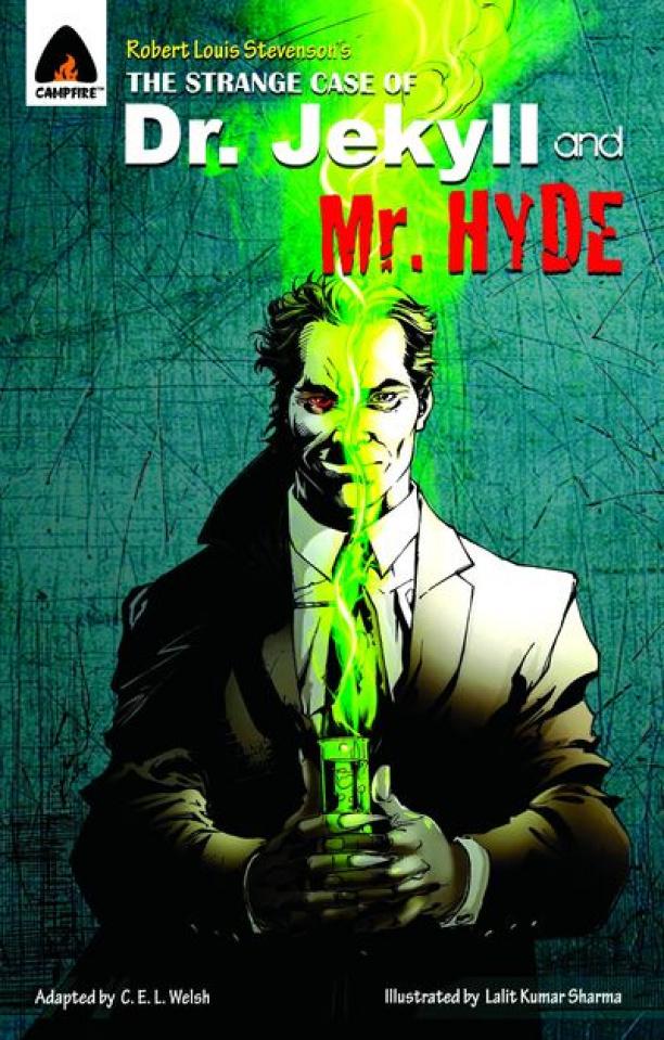 The Strange Case Dr. Jekyll & Mr Hyde