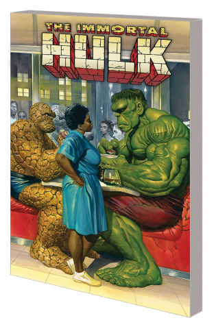 The Immortal Hulk Vol. 9: The Weakest One There Is