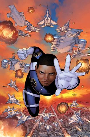 Miles Morales: Ultimate Spider-Man #9
