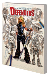The Fearless Defenders Vol. 2: The Most Fab Fighting Team of All