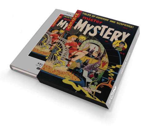 Mister Mystery Vol. 2 (Slipcase Edition)