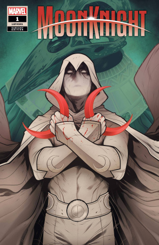 Moon Knight #1 (Torque Cover)