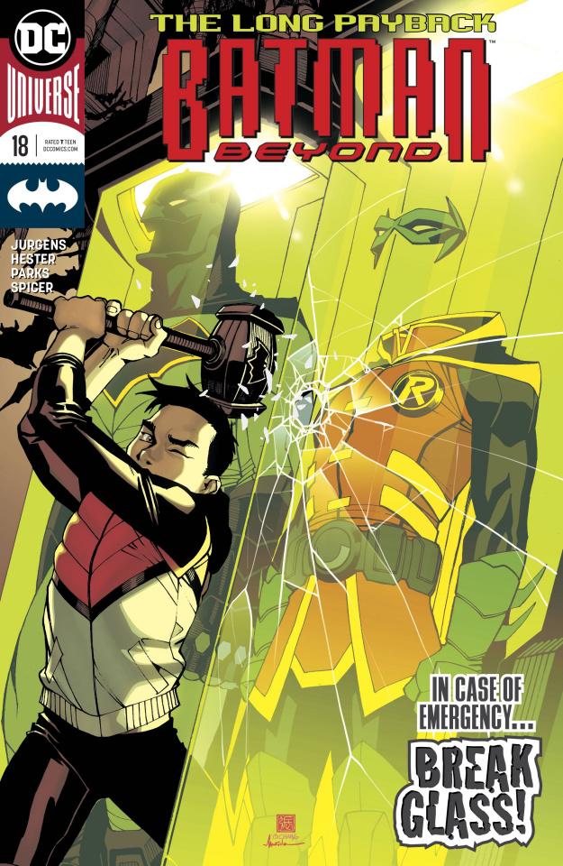 Batman Beyond #18
