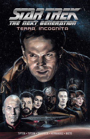 Star Trek: The Next Generation - Terra Incognita