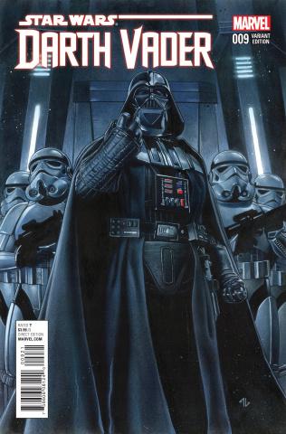 Darth Vader #9 (Granov Cover)