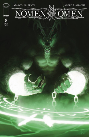 Nomen Omen #8 (Failoni Cover)