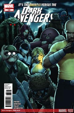 Dark Avengers #182