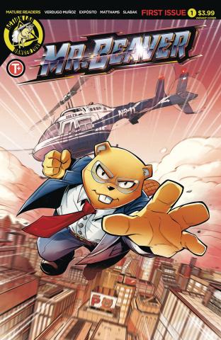 Mr. Beaver #1 (Verdugo Munoz Cover)