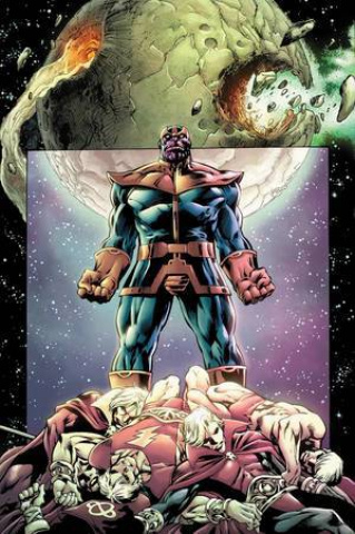 The Infinity Entity #2