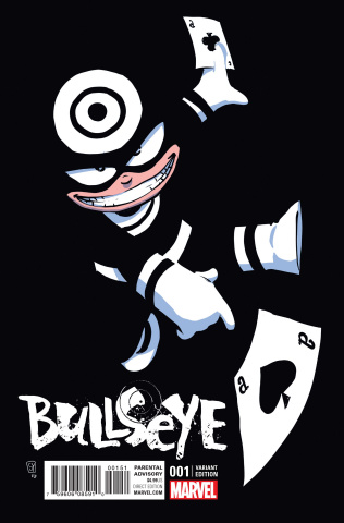 Bullseye #1 (Young Cover)