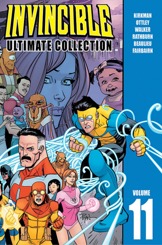 Invincible Vol. 11 (Ultimate Collection)