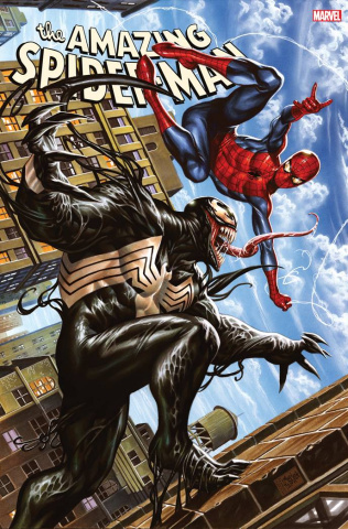 The Amazing Spider-Man #49 (Brooks Cover)