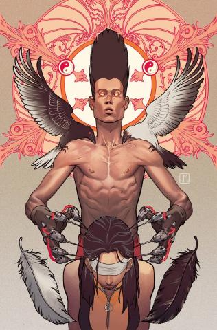 X-Men Legacy #5 (Molina Cover)