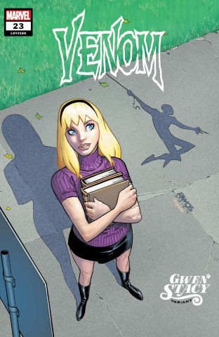 Venom #23 (Ramos Gwen Stacy Cover)