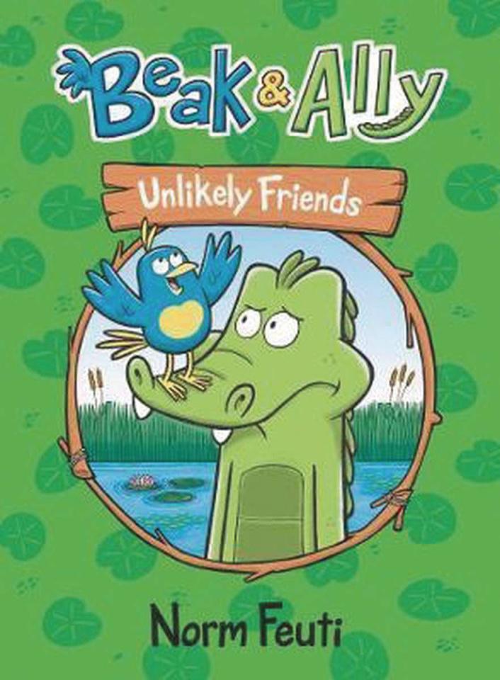 Beak & Ally Vol. 1: Unlikely Friends