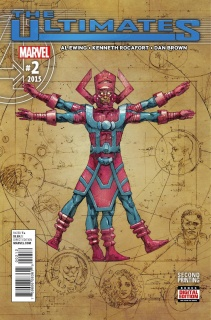 The Ultimates #2 (Rocafort 2nd Printing)