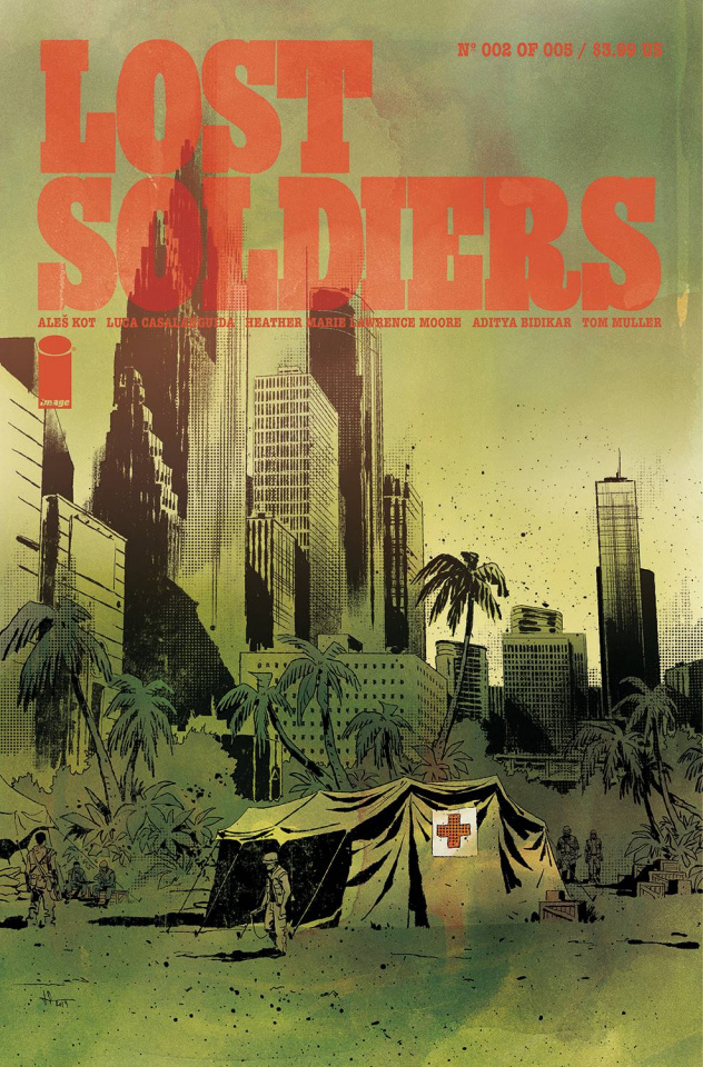 Lost Soldiers #2