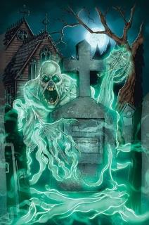 Spirit Hunters #3 (Leister Cover)