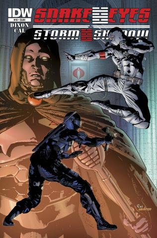 Snake Eyes & Storm Shadow #19