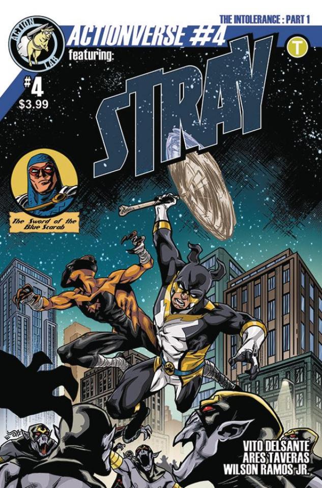 Actionverse #4 (Ruiz Cover)
