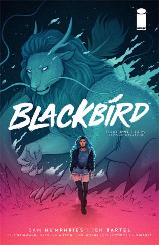 Blackbird #1 (2nd Printing)