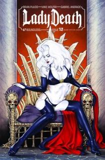 Lady Death #12