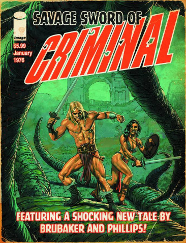 Savage Sword of Criminal Savage