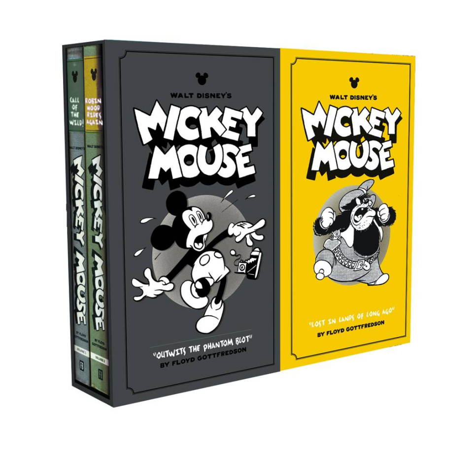 Walt Disney's Mickey Mouse Vols. 5 & 6