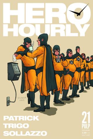 Hero Hourly #1