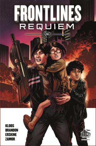 Frontlines: Requiem #4