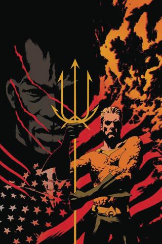 Aquaman #11 (Variant Cover)