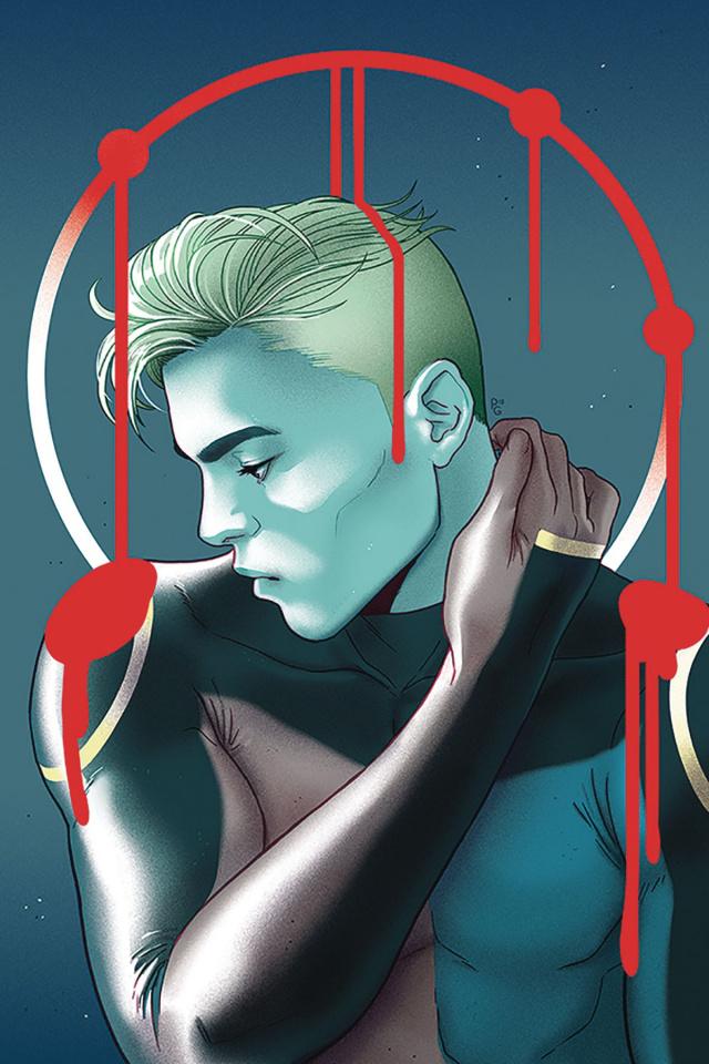 Peter Cannon: Thunderbolt #3 (30 Copy Ganucheau Virgin Cover)