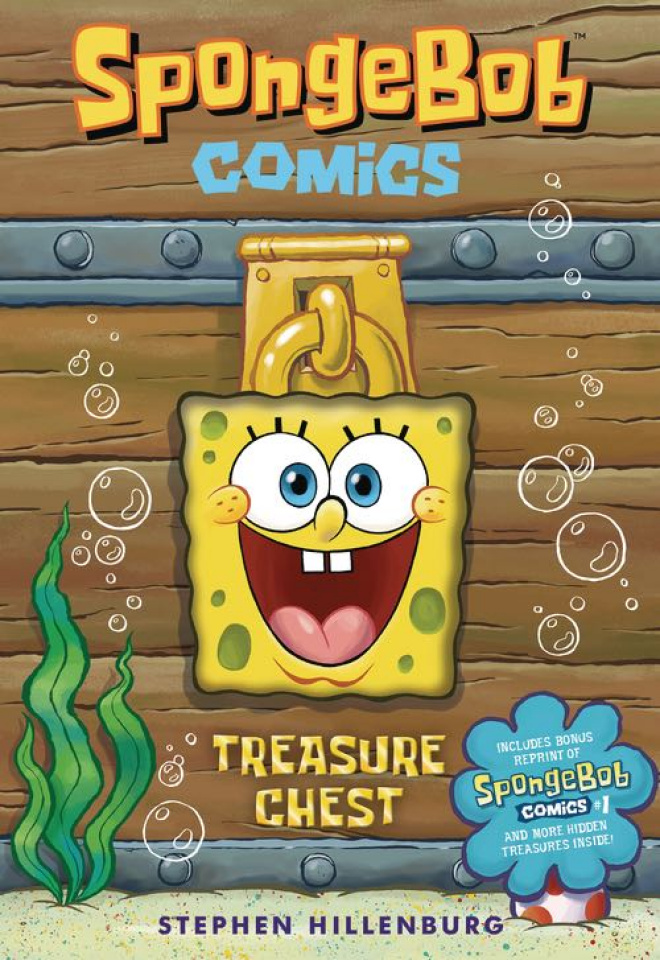 Spongebob Comics: Treasure Chest