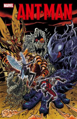 Ant-Man #2 (Superlog Cover)