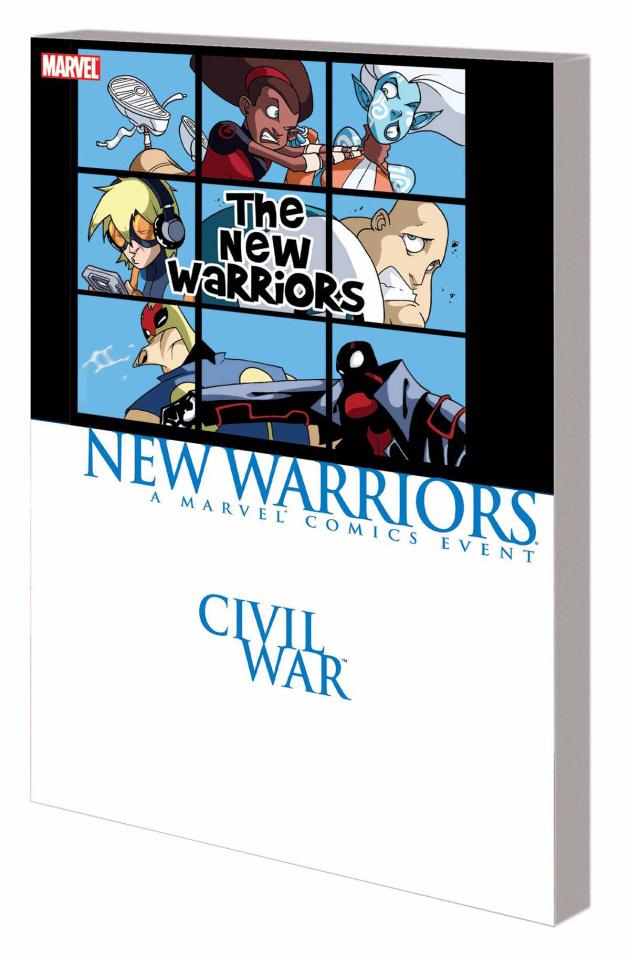 The New Warriors: Civil War