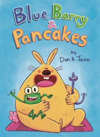 Blue, Barry & Pancakes Vol. 1