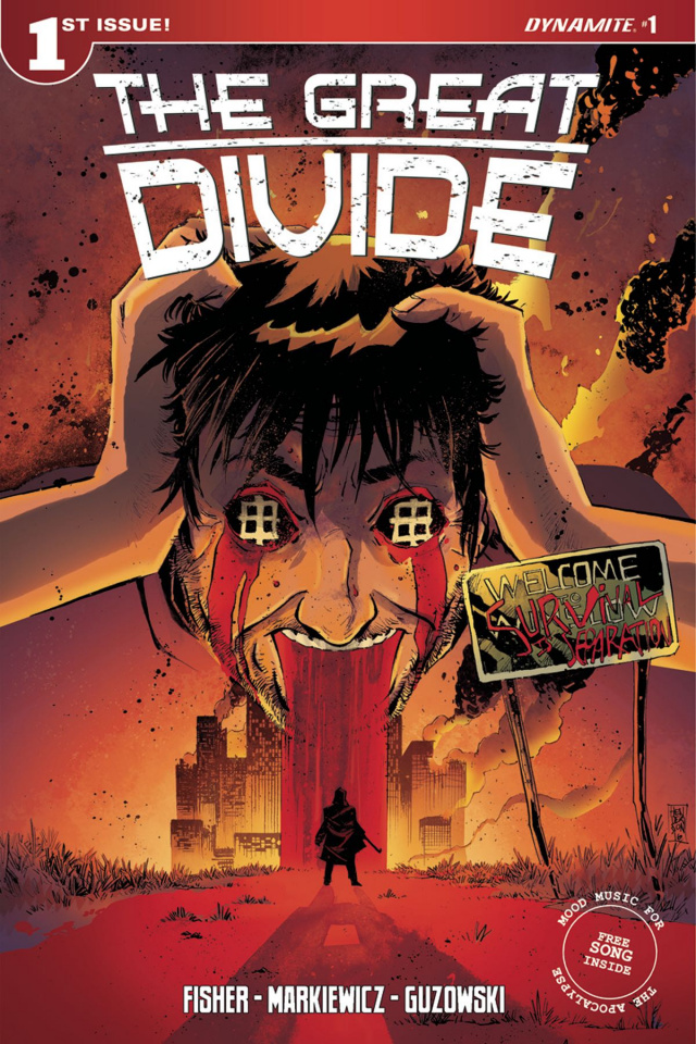 The Great Divide #1 (Henderson Cover)