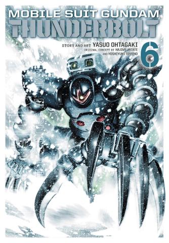 Mobile Suit Gundam: Thunderbolt Vol. 6