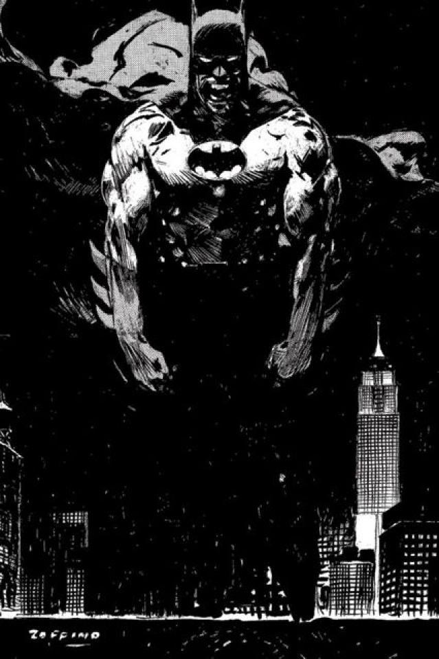 DC Comics Presents: Batman - Urban Legends #1