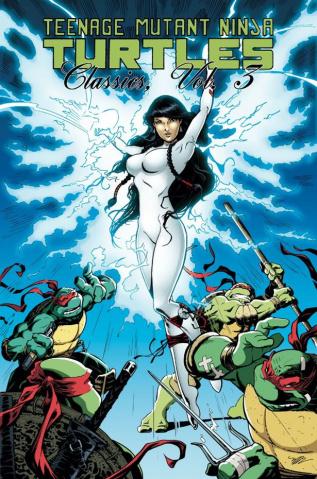 Teenage Mutant Ninja Turtles Classics Vol. 3