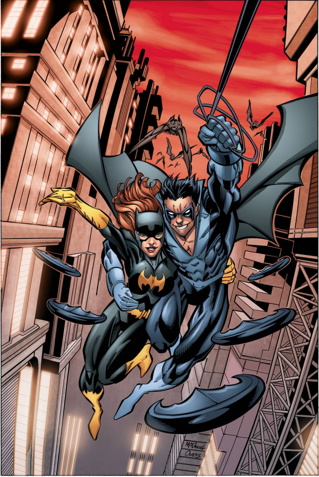 Nightwing: Year One (Deluxe Edition)