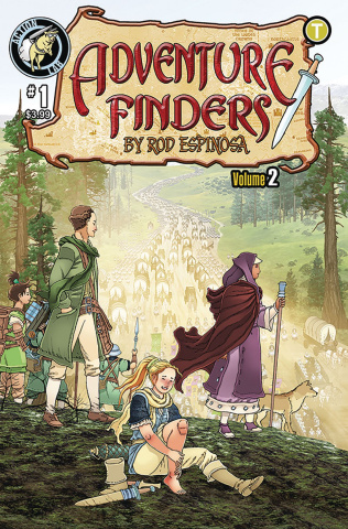 Adventure Finders: The Edge of Empire #1