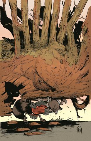 Hulk #8 (Rocket Raccoon & Groot Cover)