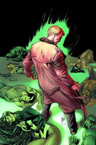 Justice League Dark #40