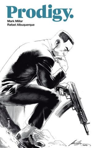 Prodigy #1 (Albuquerque Cover)