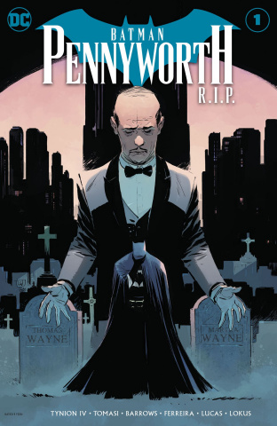 Batman: Pennyworth RIP #1